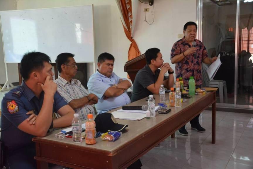 Municipal Anti-Drug Abuse Council Meeting(4/20/2018)